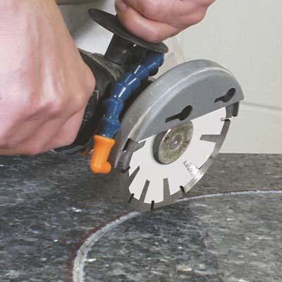 Alpha Professional Tools 174 Contour For Granite